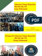 Terbaik Di Indonesia !!! 085-852-704-779 Terapi Psikoanalisis