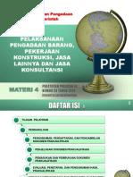 Ppbj-modul 04-07 (Materi 04)_ver.7 (Pelaksanaan Pbj Konstruksi, Jasa Lainnya Dan Konsultansi)