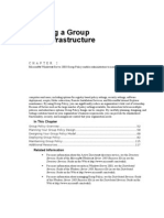 Designing a Group Policy Infrastructure