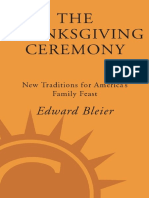 Edward Bleier-The Thanksgiving Ceremony_ New Traditions for America's Family Feast  -Crown Publishing Group (2009).pdf