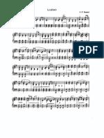 largo Händel Hwv 40