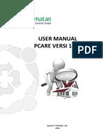 Final User Manual Aplikasi Pcare