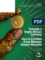 Towards a Single African Currency - Volume 2