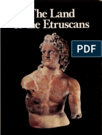 The Land of Etruscans