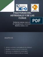 Fracturas de Astragalo y Cuñas (1)