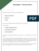 Tkam Revision Pack
