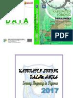 Kabupaten Sorong Dalam Angka 2017