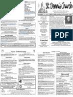 October17 Bulletin