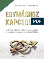 DR. AMIR LEVINE, RACHEL S.F. HELLER, MA - EGYMÁSHOZ KAPCSOLVA