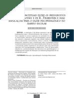 Interfaces conceituais entre os press upostos de L. S. Vygotsky e de R. Feuerstein e suas implicações para o fazer psicopedagógico no âmbito escolar