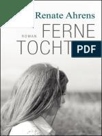 Ahrens, Renate - Ferne Tochter.epub
