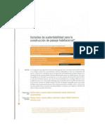 Devoto, C. Variables de sustentabilidad para la construcción de paisaje habitacional