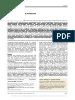 Community Acquired Pneumonia, Lancet, 12-03