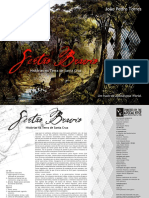 Sertão Bravio - Histórias Na Terra de Santa Cruz