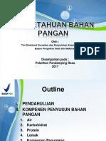 Pengetahuan Bahan Pangan - Bandung