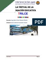 Aula Virtual de La Corporación Educativa TRILCE