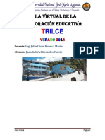 Aula Virtual de La Corporación Educativa TRILCE