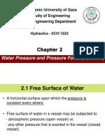 hydroststics