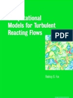 Comp Models for Turbulent Flows