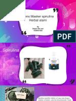 pemasaran spirulina.pptx