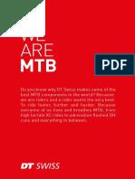 DTSwiss MTB Magalog 2019