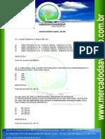 Questionário Geral de Ifr