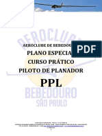 Curso Piloto Planador