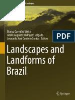 Landscapes and Landforms of Brazil