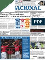 Nacional 29-01-2019