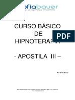 Apostila Curso Hipnoterapia 03