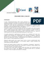 Progetto Scuola Calcio 2010-2011