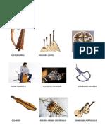 Instruments Por Continentes