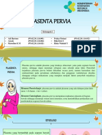 Ppt Plasenta Pervia (PF) Edit 2[1]