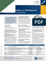 Turboladerschäden an PSA Motoren 54368