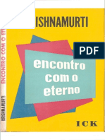 Encontro com o eterno - J Krishnamurti.pdf