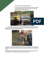 Laporan Lawatan Ke Luanti Fish Spa