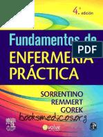 Fundamentos de Enfermeria Practica Sorrentino