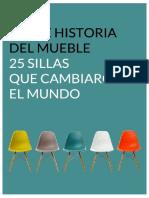 Breve Historia Del Mueble - Pilar Gomez