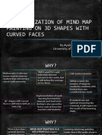 THE UTILIZATION OF MIND MAP PAINTING ON 3D SHAPES WITH CURVED FACES.pptx