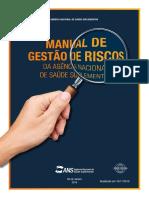 Manual de Gestao de Riscos Da Ans