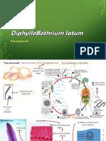 DiphylloBothrium Latum y Esparganosis