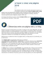50 pasos para hacer o crear una página web o blog en 2018.docx