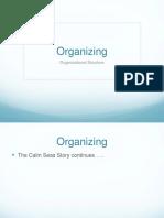 Class 3 - Organizing