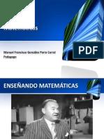 Enseñar Matemáticas.pptx
