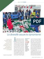 Vendée, la diversité assure le dynamisme