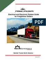 Cascadia Technical Manual | Headlamp | Manufactured Goods