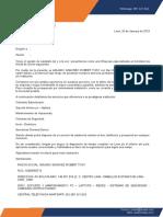 Carta de Presentacion https://fesisa.com