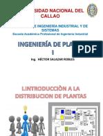Ingeniería de Plantas 1