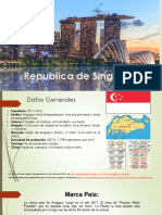 Republica de Singapur Presentación Final 10 Minutos