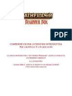 Compendio Introduttivo pathfinder